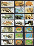 Paleo Stamp Collection 5