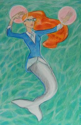 Mermaid Gwen Commission