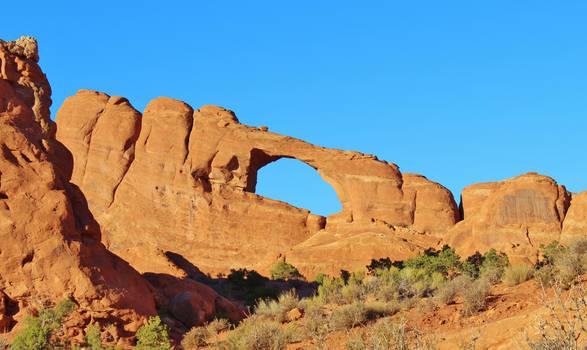 Skyline Arch Utah