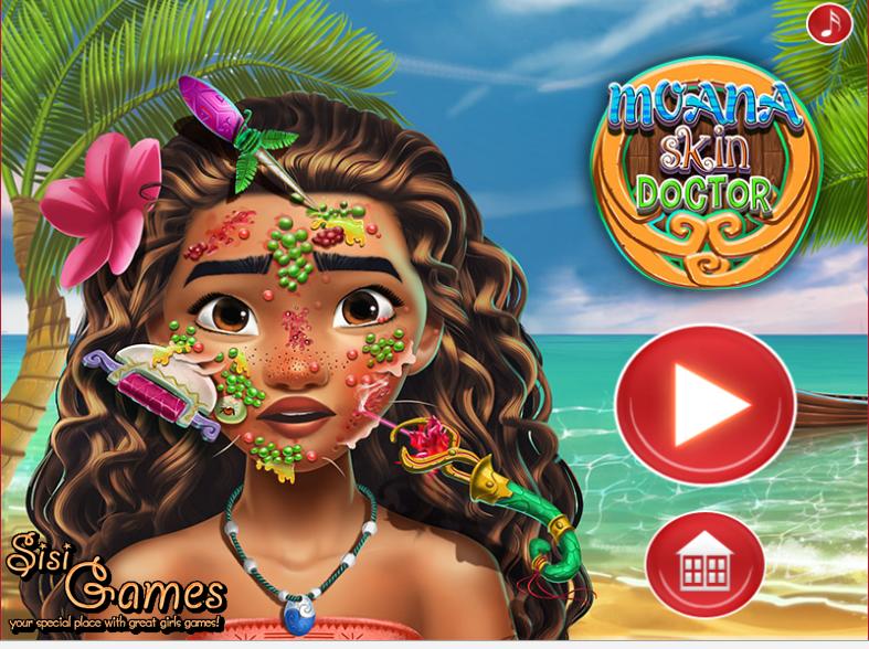 Moana Skin Doctor by Yahnpau19