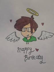 Happy Birthday Edd ^^ by Dreaton27