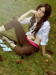 Cana Alberona cosplay (Fairy tail) by Sarah-D-Cosplay31