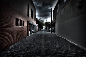 Side street grunge by Grayda