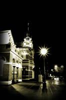 Clocktower by Grayda