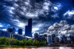 Melbourne in HDR