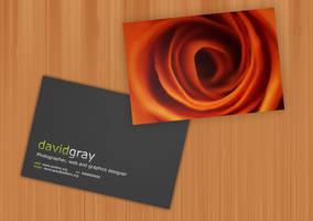 Business card design 1 by Grayda