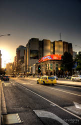 Flinders Sunset by Grayda