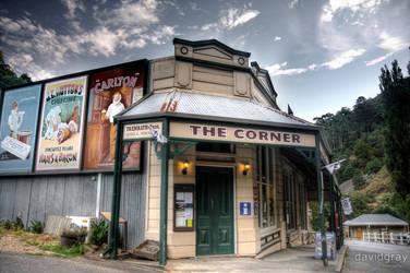 The corner store by Grayda