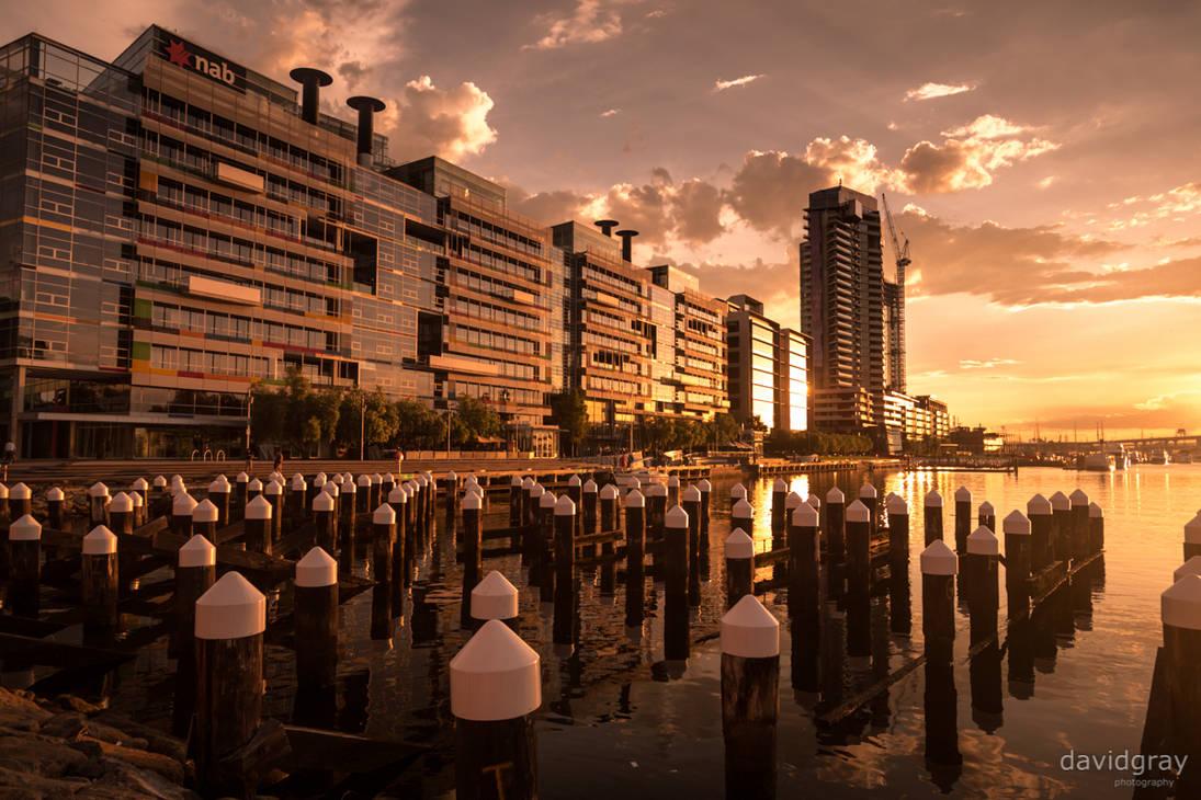 The Docks by Grayda