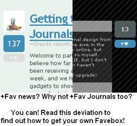 Favebox v1.5 by Grayda