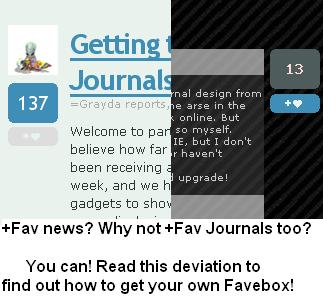 Favebox v1.5 by Grayda