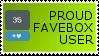 Proud +Favebox User