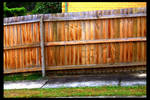 HDR Fence