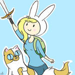 AT - Fionna and Cake