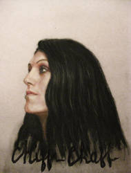 Marticia_Addams by Alenkin