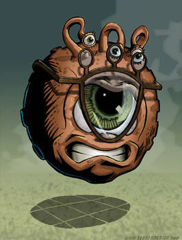Behold the Beholder