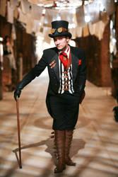 A dapper gentleman