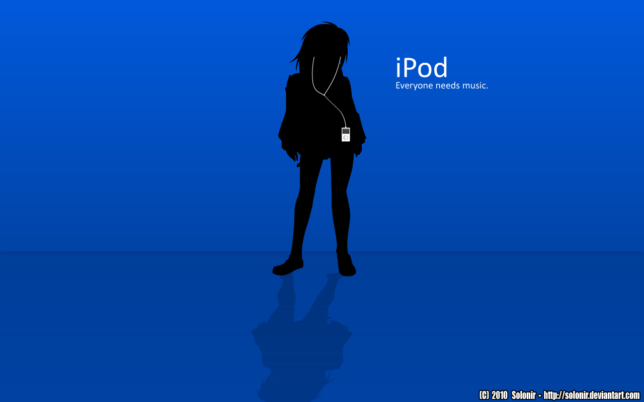 Free ipod wallpapers
