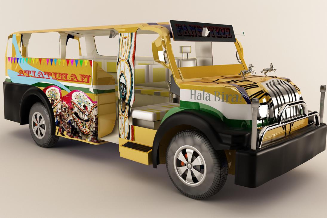 New Jeepney Design