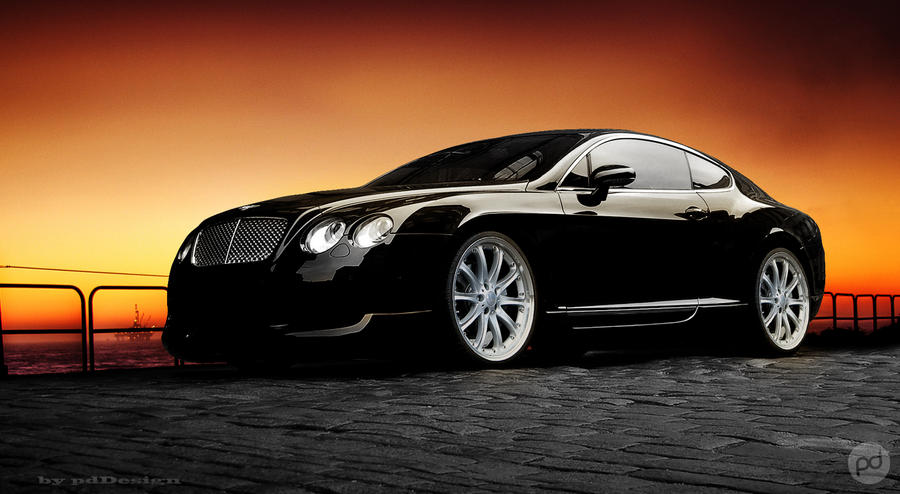 Bentley Continental Tuned 2010 by pddeluxe