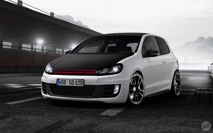 vw gti tuned by pddeluxe
