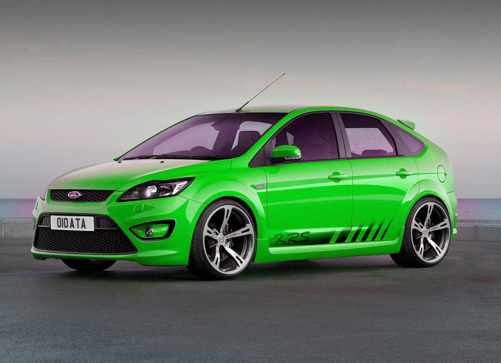 "Focus St Forum >> ford focus ""KRS"" st tuning by pddeluxe on DeviantArt"