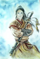 SAMURAI- FIGHTING FOR LOVE by ADIKAY