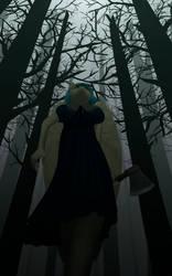 Walk in the Forest by Klooda