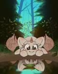 [YCH CLOSED] Lonely Leaf by Klooda