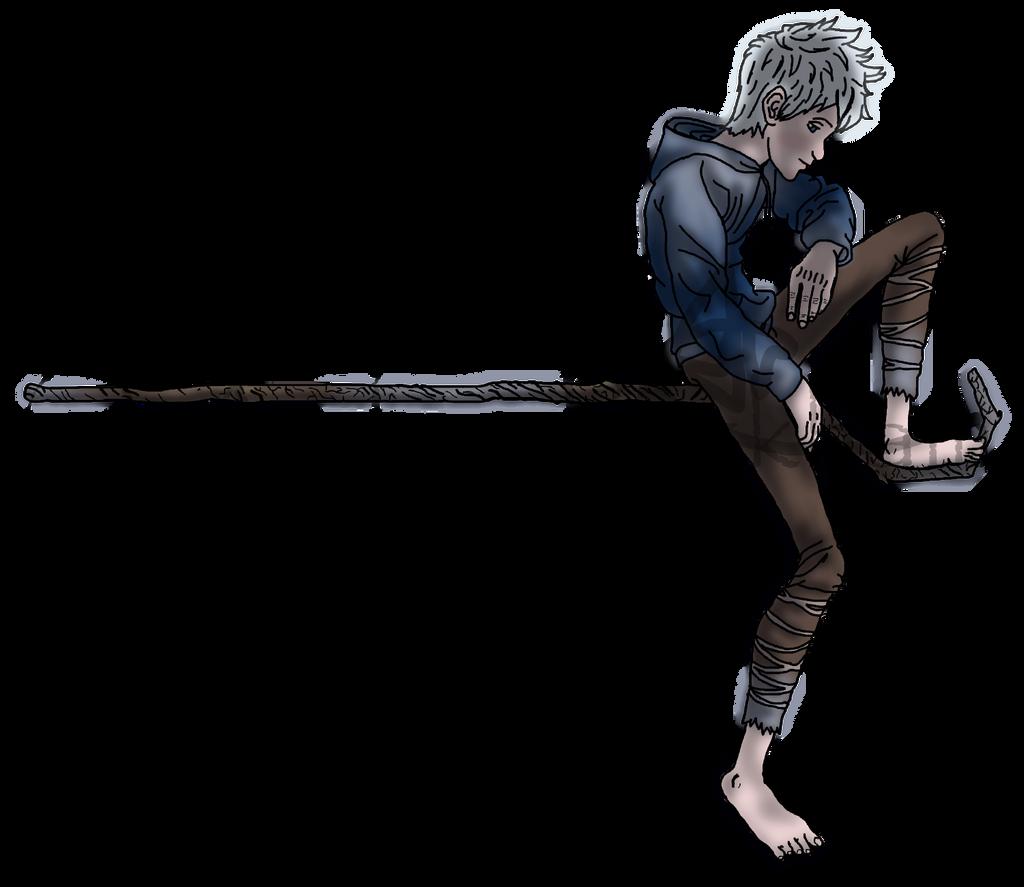 Jack Frost by The-Bone-Snatcher
