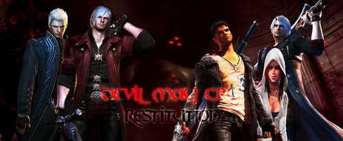 Devil May Cry - Restitution - cover 2