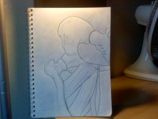 Hip and Femur by akaitsu