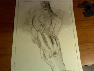 Finger Tips of Destruction by akaitsu