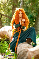 Merida (Brave) by SG2M