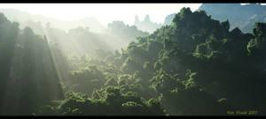 New Jungle Background