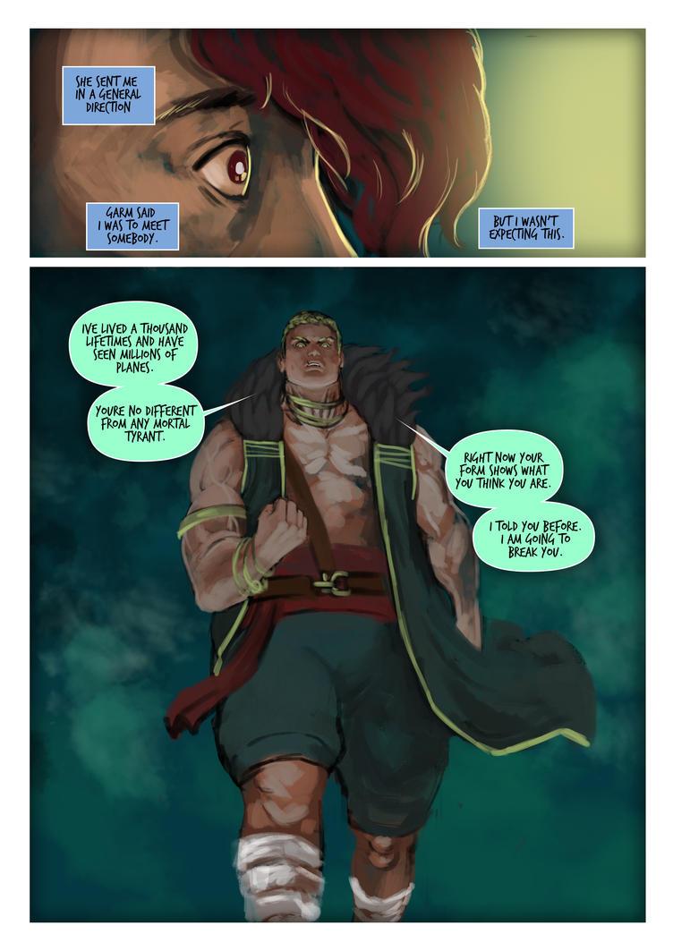 Arkhon: Plane of Pelagius Page 263 by FrostLlamzon