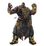 Dnd Avengers Thanos
