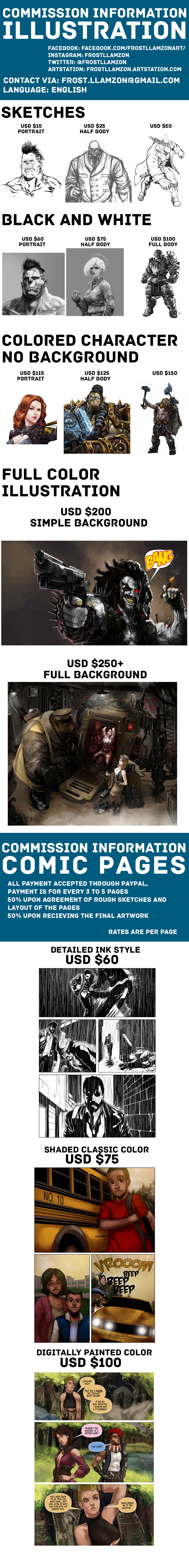 Commission Info Long