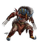 DnD Avengers Wolverine