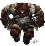DnD Comic Books Juggernaut