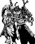 ogre samurai