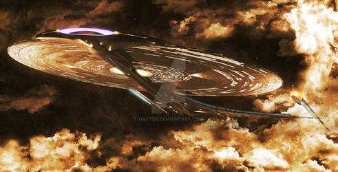 Star Trek Ships of the Line 2014