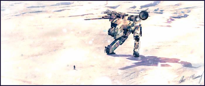 Metal Gear Face Off
