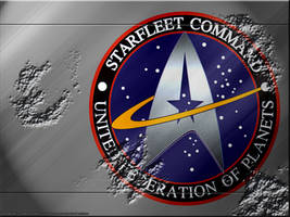 Starfleet Command Wallpaper by Hayter