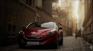 Spirito de Peugeot by Hayter