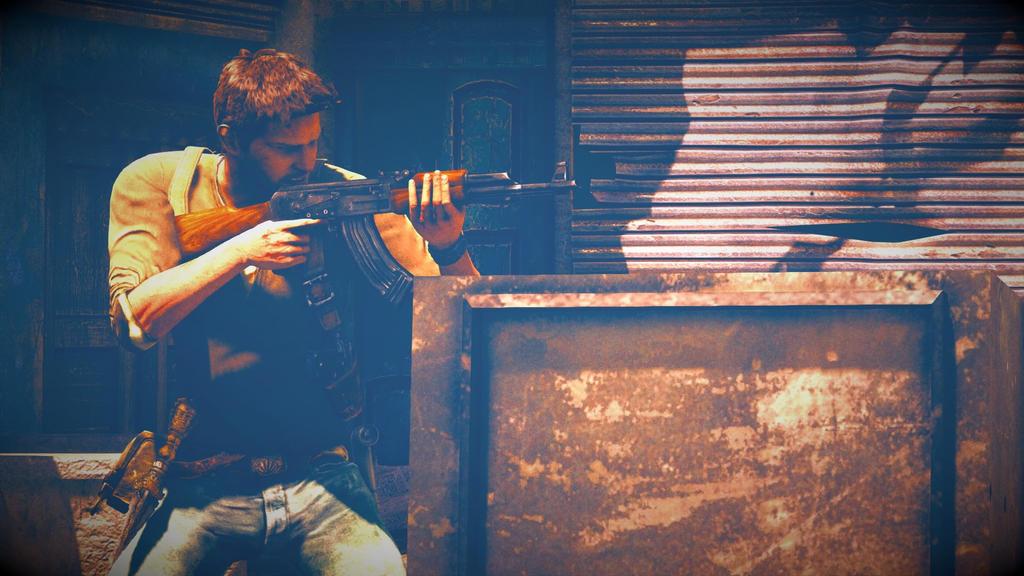 Street Warfare by Hayter