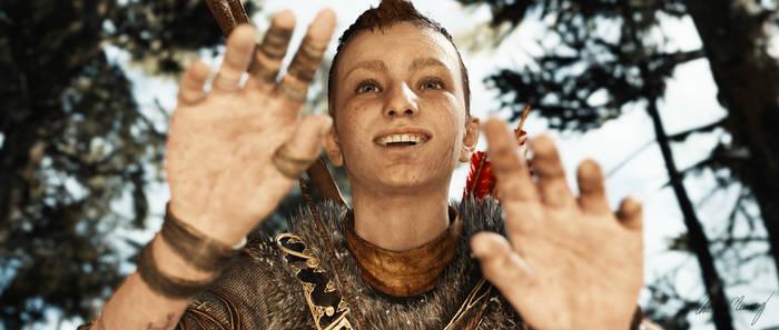 The Joy of Atreus