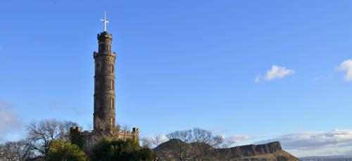 Nelson's Monument Edinburgh