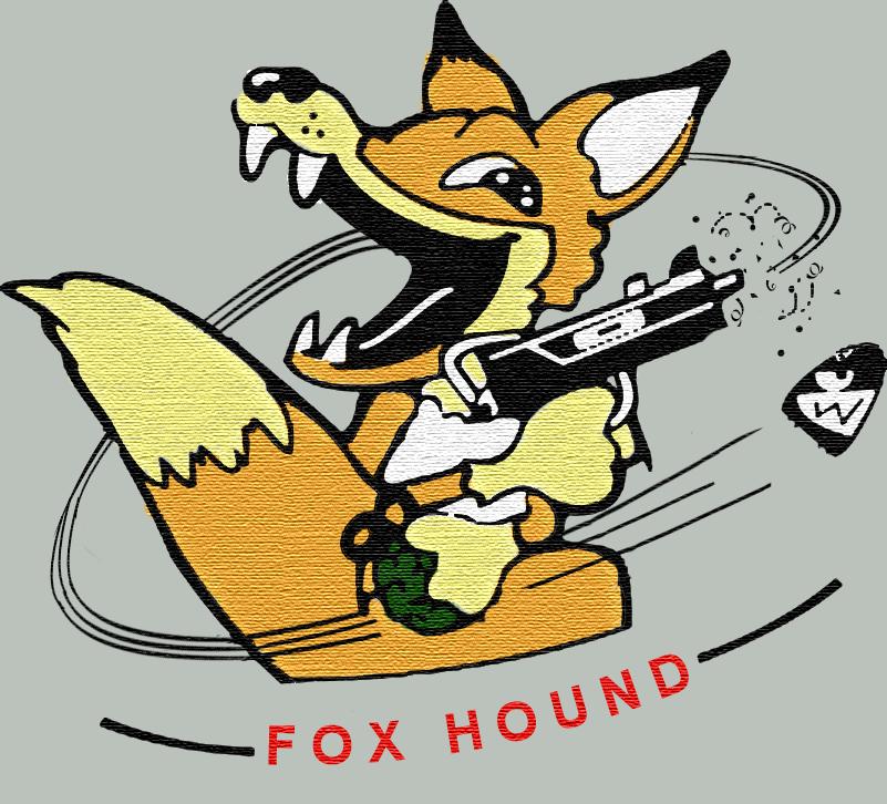 Foxhound patch 2 by hayter on deviantart - Foxhound metal gear wallpaper ...