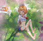 [REQUEST]Don't even think about it! (Kotoura-san)